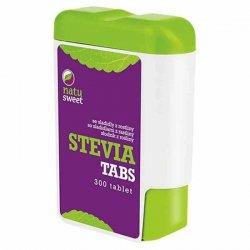 Stewia w tabletkach Natusweet, 18g (300 tabletek)