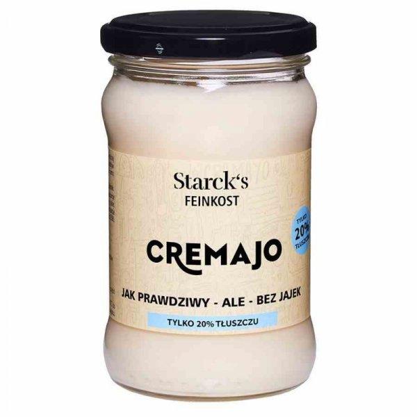 Cremajo 20% tłuszczu - Jak prawdziwy majonez - ale bez jajek Starck's, 270g