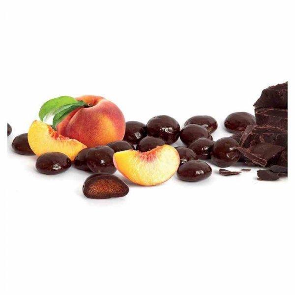 Owocożelki z brzoskwinią w czekoladzie Fruit Forest, 30g