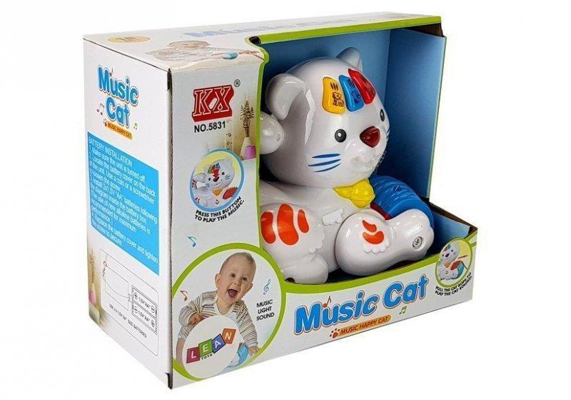 Tygrys Edukacyjny Zabawka dla Niemowlaka Dźwięk