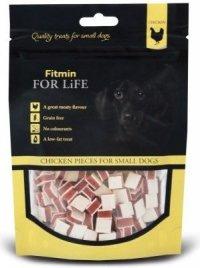 FITMIN FFL dog&cat treat chicken pieces 70g