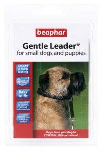 BEAPHAR GENTLE LEADER S - obroża mała czarna dla psów