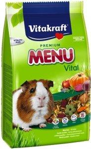 VITAKRAFT MENU VITAL 1kg karma d/świnki morskiej