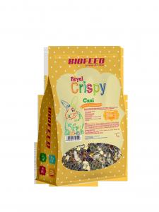 BIOFEED Royal Crispy Cuni 1kg - dla królików