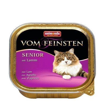 ANIMONDA Vom Feinsten Senior szalka z jagnięciną 100 g