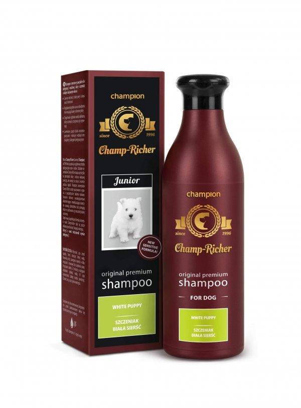 CHAMP-RICHER (CHAMPION) szampon szczeniak biała sierść 250 ml
