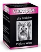 """CHAMPION witaminy dla Yorków """"Piękny Włos"""" 30 tabl"""