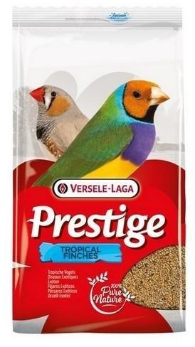 VERSELE LAGA Tropical Finches 1kg - pokarm dla małych ptaków egzotycznych  [421520]