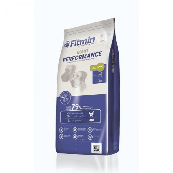 FITMIN dog maxi performance 15kg