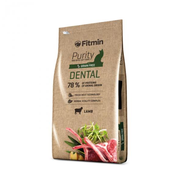 FITMIN cat Purity dental 1,5kg
