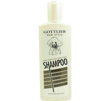 GOTTLIEB szampon Pudel czarny 300ml