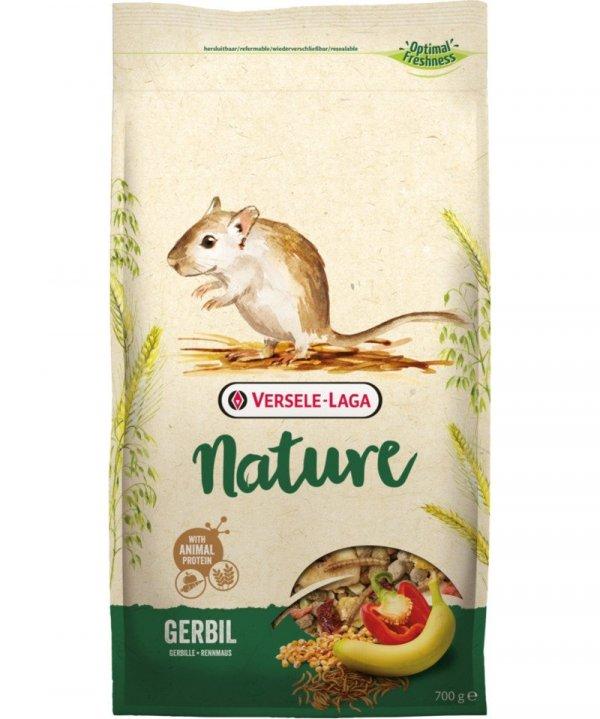 VERSELE LAGA Gerbil Nature 700g - dla myszoskoczków  [461422]