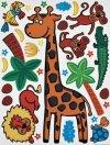 Żyrafa i inne Afrykańskie zwierzątka