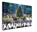 Rockefeller Center - obraz na płótnie