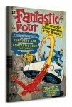 Fantastic Four (Marvel Comics) - Obraz na płótnie