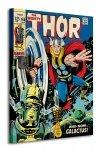 Thor (Galactus) - Obraz na płótnie