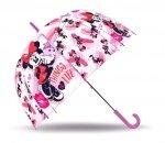 Parasolka Myszka Mini przezroczysta Minnie Mouse