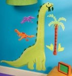 Miarka wzrostu Dinozaury