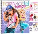 Szkicownik Top Model Dance