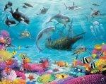 Tapeta 3D Podwodna przygoda