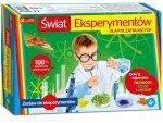 Świat eksperymentów dla początkujących - 24 eksperymenty