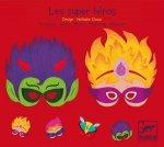 Maski super bohaterowie