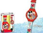 Zegar ścienny Myszka Miki  jak ręczny Mickey Mouse Disney