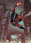 Fototapeta Spider-Man Jump 4-459
