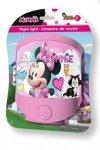 Lampka Myszka Mini Disney Minnie Mouse new nocna