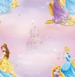 Tapeta Princess Ładne Księżniczki