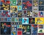 Tapeta 3D Transformers Roboty