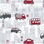 Tapeta pojazdy samochody 533502 Arthouse Opera Fun
