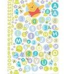 Disney Baby Kubuś i  alfabet - na okno