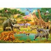 Tapeta Afrykańskie Zwierzęta