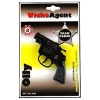 Pistolet NA SPŁONKĘ rewolwer na kapiszony Wicke Agent OLLY