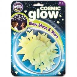 Fluorescencyjne świecące gwiazdki