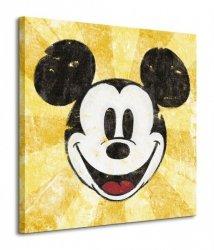 Myszka Miki Mickey Mouse Squeaky Chic - Obraz na płótnie