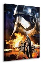 Gwiezdne Wojny Star Wars Episode VII (Captain Phasma Art) - obraz na płótnie