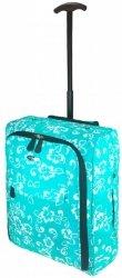 TB05 Print  Walizka Podróżna na kółkach super lekka bagaż podręczny Ryanair, Easy Jet