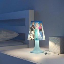 Lampka nocna stojąca Frozen Kraina Lodu Phillips LED 717953516