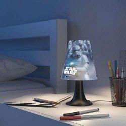 Lampka nocna stojąca Star Wars LED 717959916