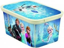 Pojemnik pudełko na zabawki Disney Frozen Kraina Lodu