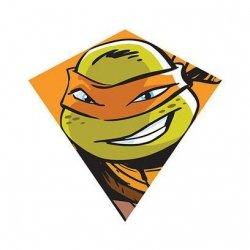Latawiec BRAINSTORM - MICHELANGELO Wojownicze Żółwie Ninja