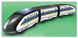 Solarny pociąg edukacyjny - zestaw do samodzienego złożenia