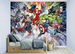 Tapeta 3D Avengers MARVEL