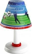 Lampa Football Piłkarz stojąca nocna