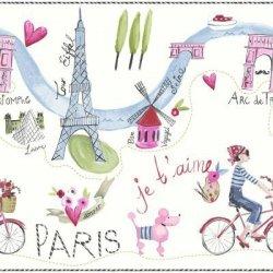 Border 696302 PARIS Arthouse Imagine Fun 2