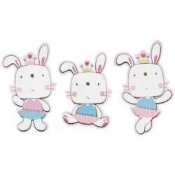 Dekoracja piankowa Funny Bunny