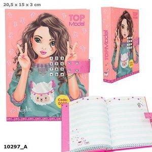 Pamiętnik na kod Top Model 10297