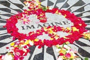 Wyobraźnia - Imagine - plakat motywacyjny